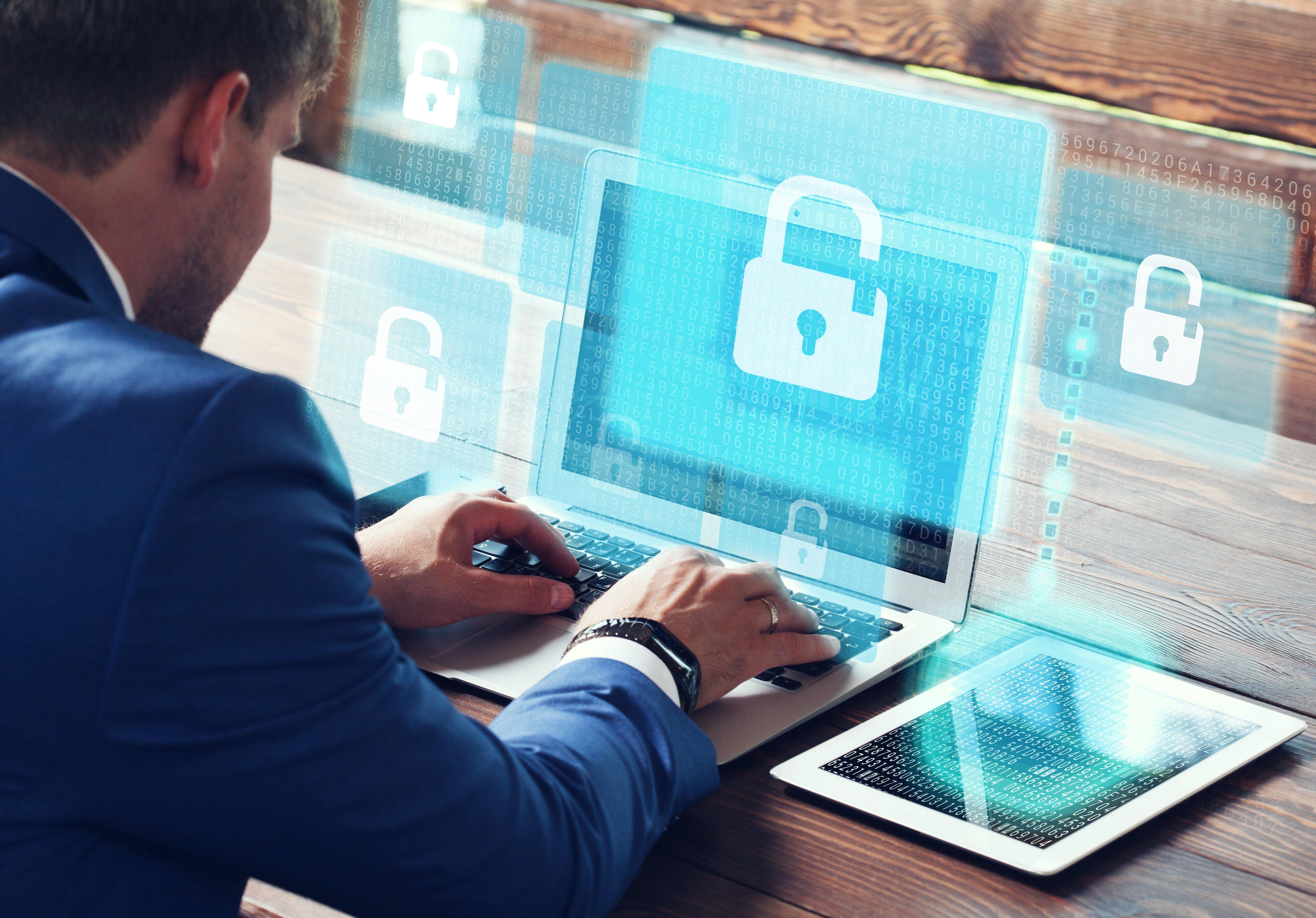 Encrypted Data Transfer
