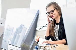 Customer Satisfaction Reps at SERVICE 800 make big impacts